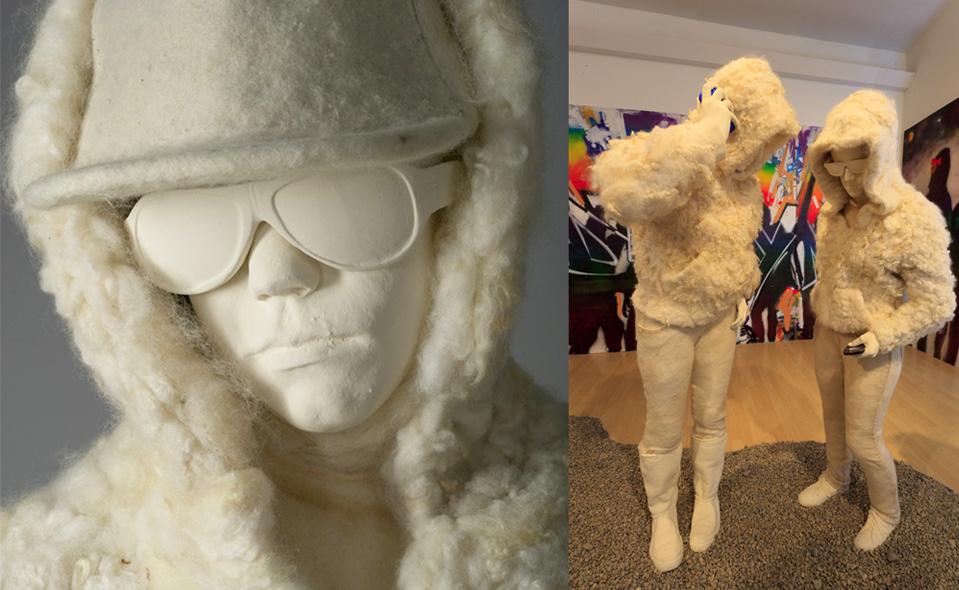 Sculptors | Installation | Flock